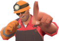 Engineer with the Mining Light TF2.png