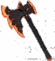 Sharpened Volcano Fragment
