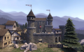 DeGroot Keep the outside of the castle TF2.png