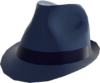 Fancy Fedora BLU TF2