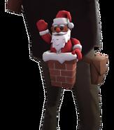 Sniper Pocket Santa