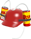 Bonk Helm RED TF2