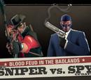 Sniper vs. Spy Update