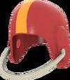 Football Helmet RED TF2