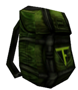 Backpack tfc