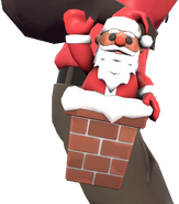 Scout Pocket Santa