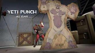 The Yeti Punch