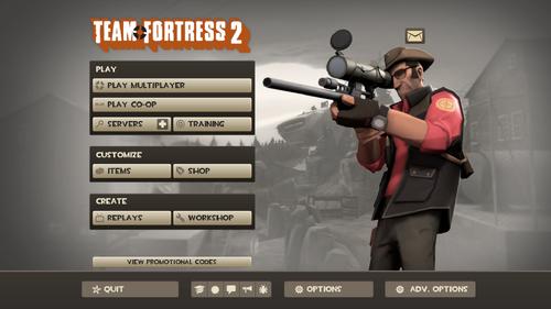 tf2 main menu