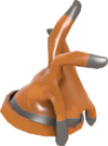 Respectless Rubber Glove RED TF2