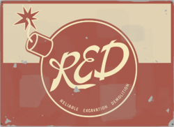 RED logo TF2
