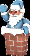 BLU Pocket Santa