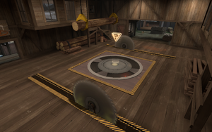 Sawmill (King of the Hill) the objective TF2