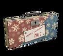Winter 2017 War Paint Case