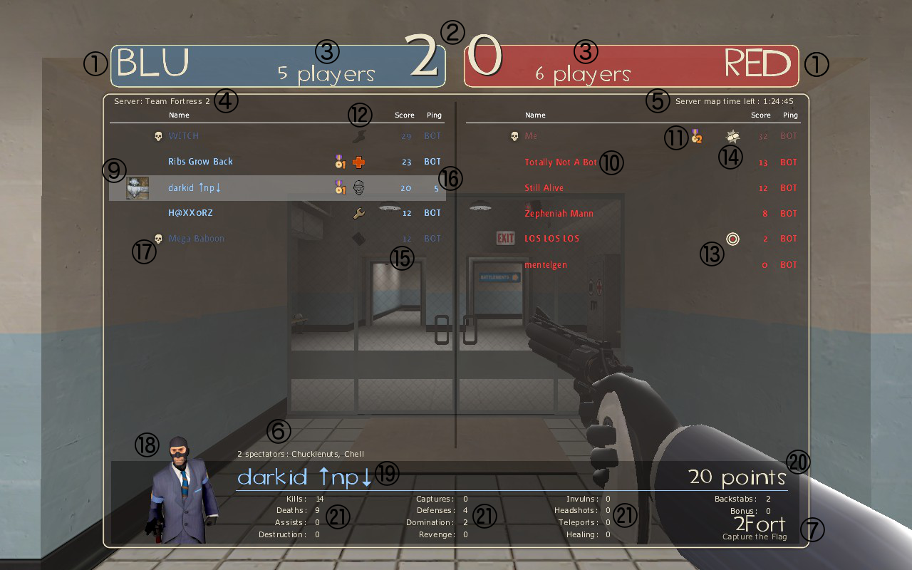 Team Fortress 2 Domination