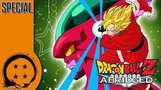 Dragon Ball Z Abridged Plan to Eradicate Christmas - Team Four Star (TFS)