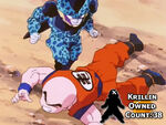 Krillin Owned Count 38