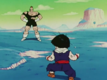 Gohan's last stand
