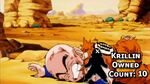 Krillin Owned Count 10