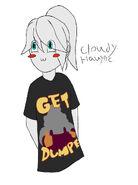Puddin by cloudyhauyne-dakkdne