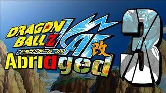 Dragon Ball Z KAI Abridged Parody Episode 3 - TeamFourStar (TFS)