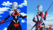 Darkness Towa Heroes Xenoverse
