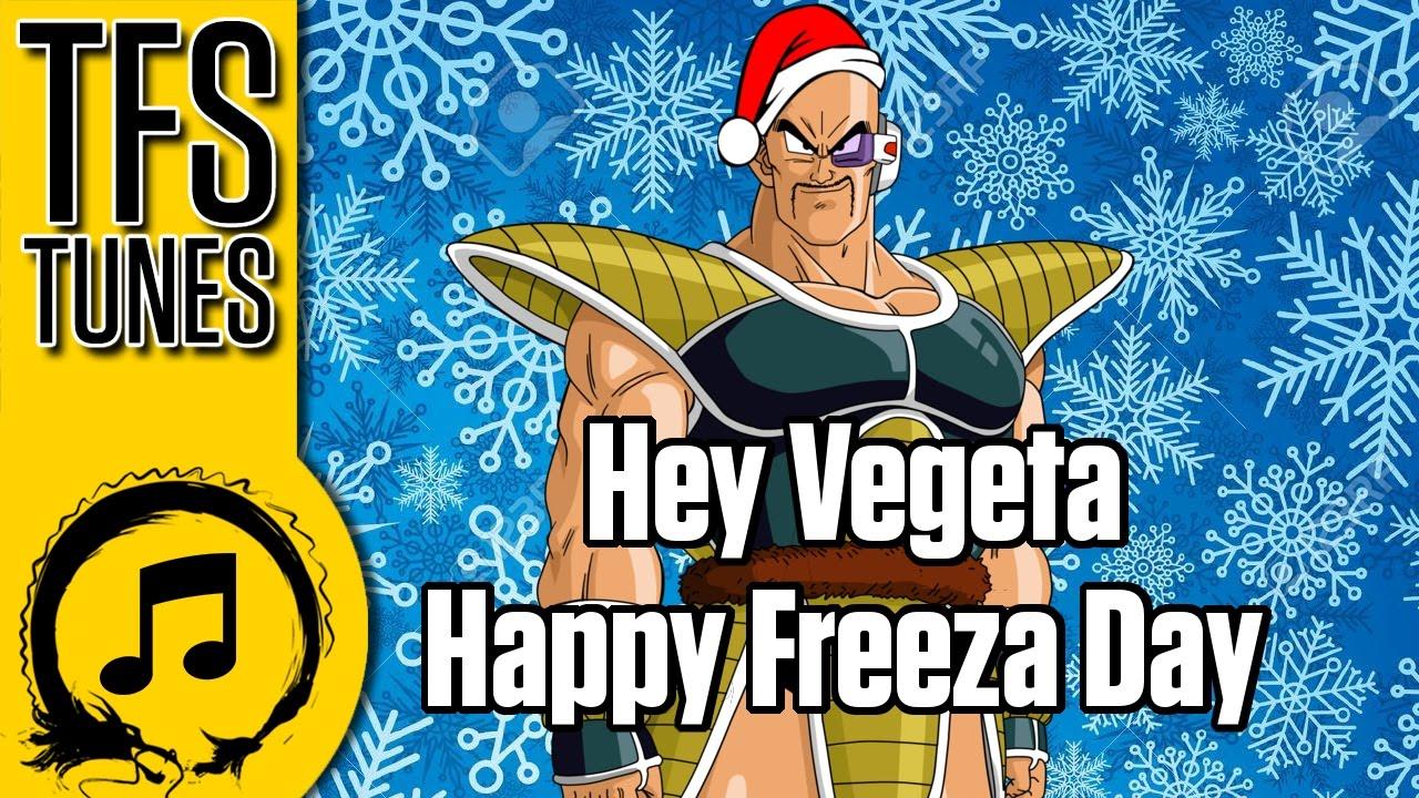 Hey Vegeta Happy Freeza Day   Team Four Star Wiki   FANDOM powered ...