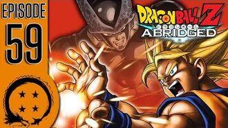 DragonBall Z Abridged Episode 59 - CellGames TeamFourStar (TFS)
