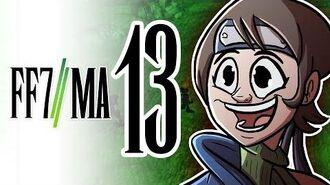 Final Fantasy VII Machinabridged ( FF7MA) - Ep. 13 - Team Four Star
