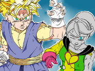 Paata and puddin teamfourstar and masakox fan art by kevinbeaver dant6hi