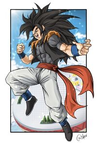 Goditz (by tonizbert) Raditz turned good Dragon Ball R&R Z Abridged MasakoX TFS Team Four Star