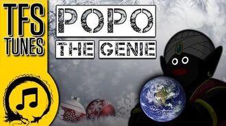 Dragonball Z Abridged MUSIC- Popo the Genie (Frosty the Snowman Parody)