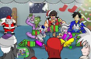 Dumplin Puddin Paata Christmas