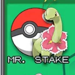 MR. STAKE in his glorious form