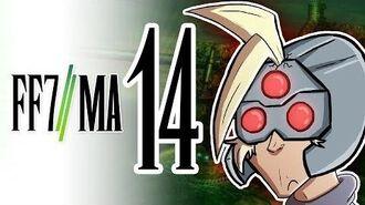 Final Fantasy VII Machinabridged ( FF7MA) - Ep. 14 - Team Four Star
