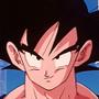 Goku Portrait