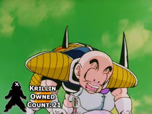 Krillin Owned Count 15-25