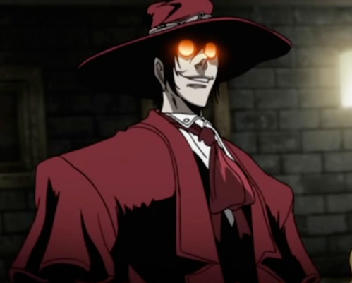 Alucard Team Four Star Wiki Fandom Powered By Wikia