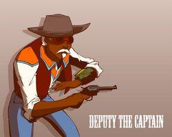 The Captain Deputy