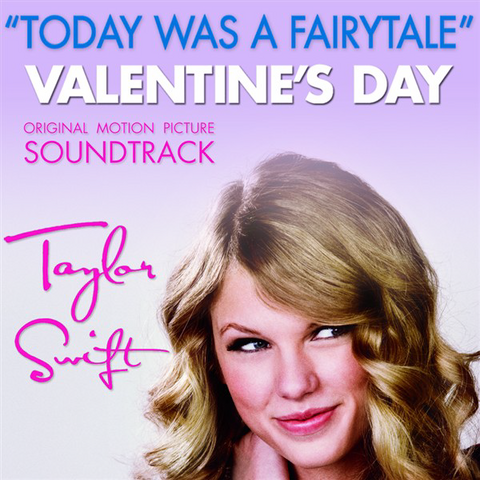File:Taylor Swift - Today Was a Fairytale (Official Single Cover).png