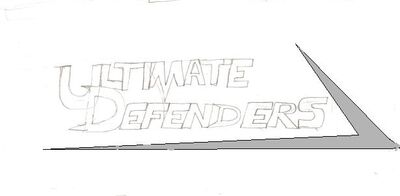 Ultimate Defenders title card