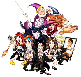 A Very Potter Musical png