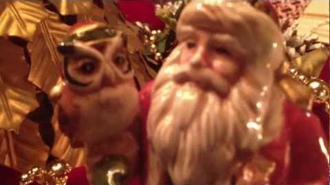 Santa Owl World Premiere