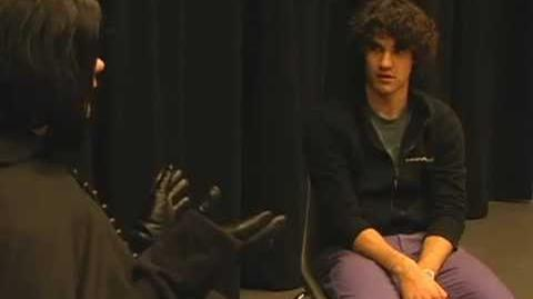 Potion Master's Corner Darren Criss -French-