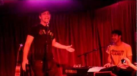 Getting Along - Darren Criss & Joe Walker Live at the Borderline Matinee