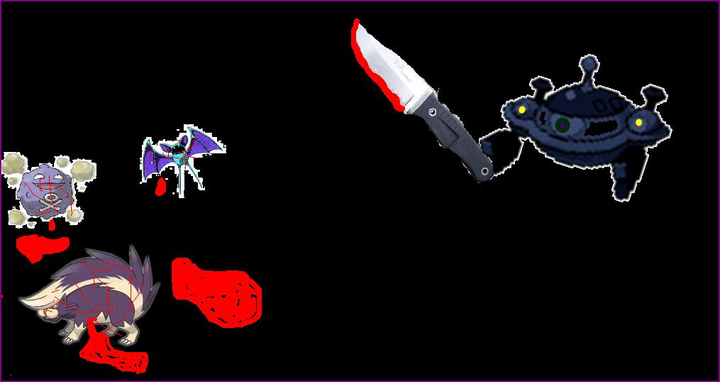 Commander Lightning murdered Team Skull