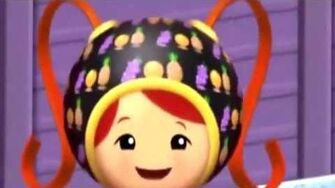Team Umizoomi Umi Ninjas new full hd