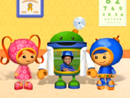 Team Umizoomi and Mike