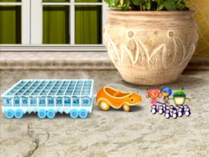 UmiCar's Ice Tray