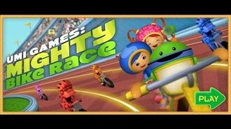 Team Umizoomi - Umi Games Mighty Bike Race Full Games 2014