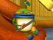 Robo-racing goggles